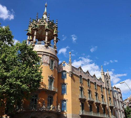 Torre Andreu/La Rotonda