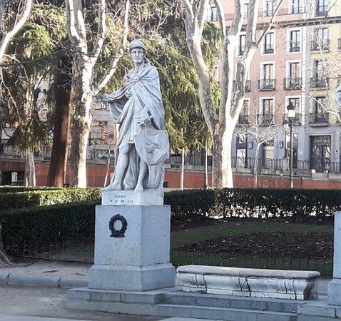 Estatua de Eurico