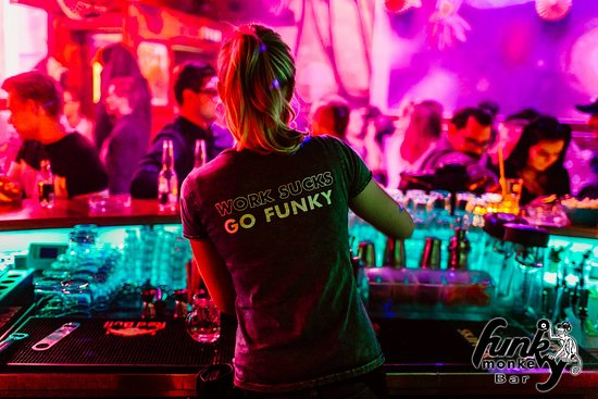 Funky Monkey Bar