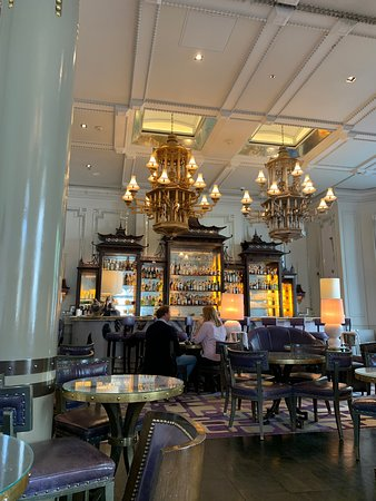 Afternoon Tea in the Palm Court