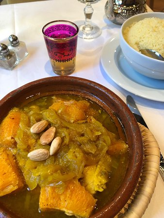 La Table Marocaine, Salon-de-Provence - 48 rue du grand Four ...