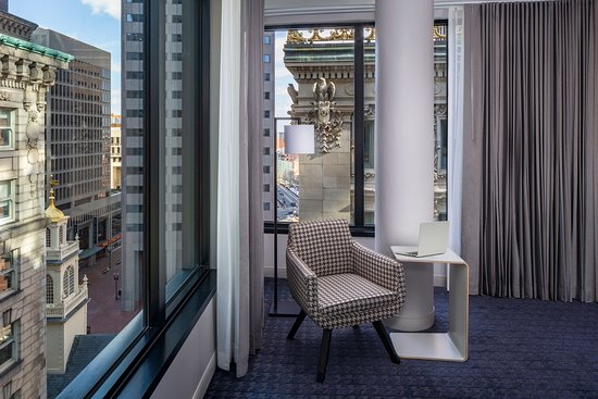Hyatt Centric Faneuil Hall Boston Hotel