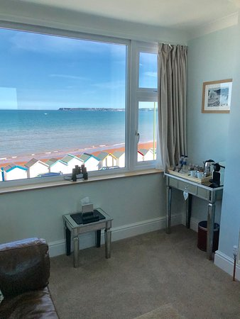 Preston Shoreline Suite, Channel View Boutique Hotel, Paignton, Devon, English Riviera