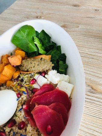 Jacou, Francja: Bowls assiette repas
