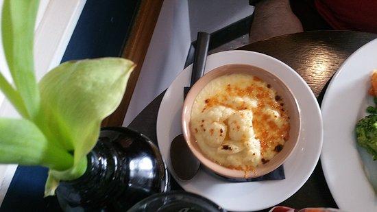Roast Dinner Cauliflower & Cheese