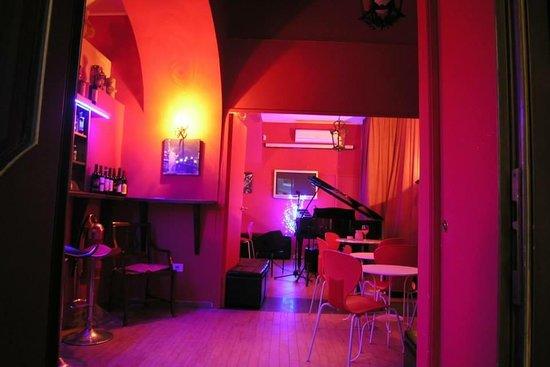 Santa Cecilia's Jazz Club