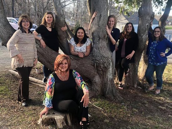 East Machias, Μέιν: Mary Kay Consultants visiting