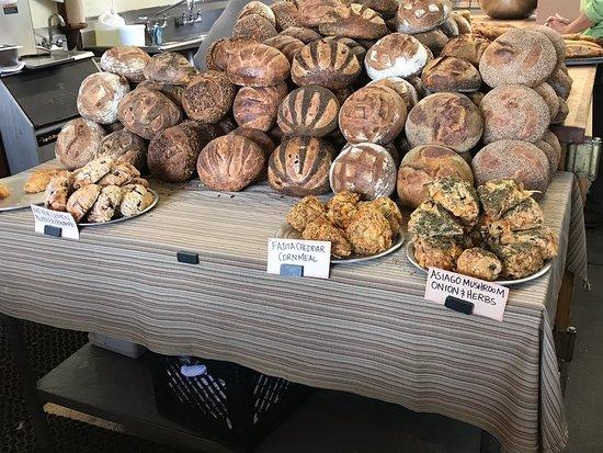 Wild Flour Organic Bakery & Gardens