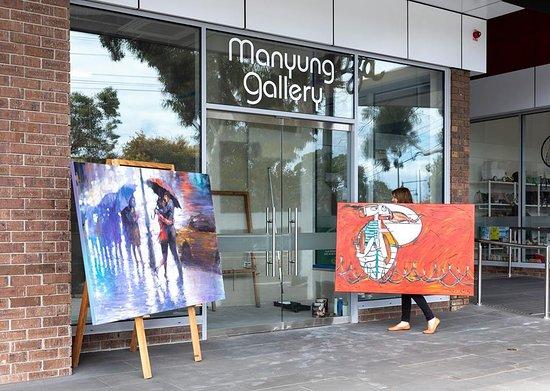 Manyung Gallery, Mt Eliza