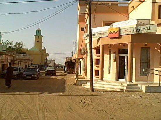 Rosso Mauritania