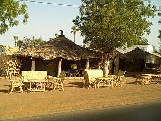 Roadside Restaurant Senegal
