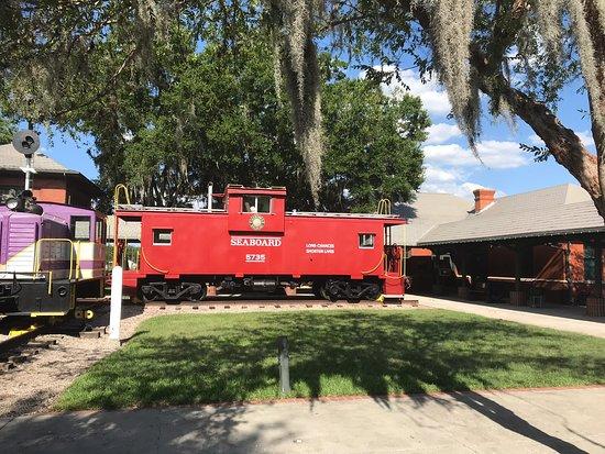 Robert W. Willaford Railroad Museum