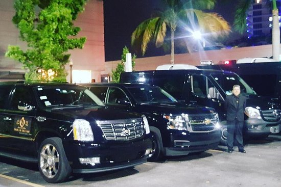 Luxury Transportation and Valet Miami