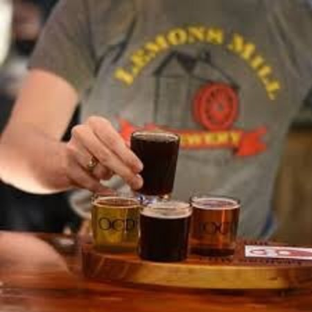 """Harrodsburg, KY: Lemons Mill Brewery was awarded the """"Judge's Choice Award for Best Beer"""" during an event held May 17 at Keene Entertainment Barn at Keeneland Racecourse in Lexington. Congrats !"""