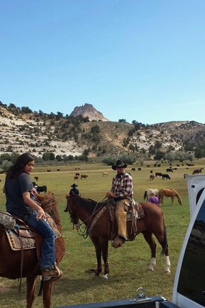 NIPPLE MOUNTAIN RANCH TOURS