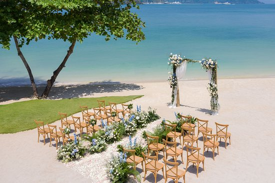 The Naka Island, A Luxury Collection Resort & Spa Phuket: Beach