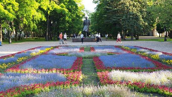 Monument to M.Yu. Lermontov