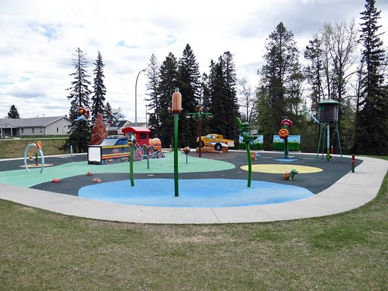 Kinsmen Spray Park