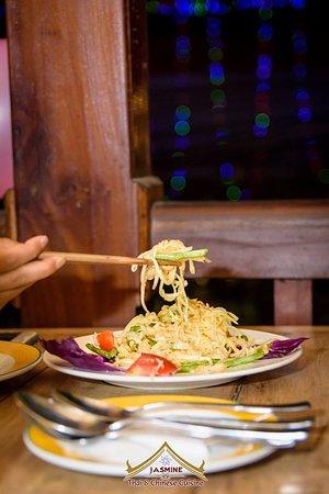 Jasmine Thai & Chinese Cuisine: Salad