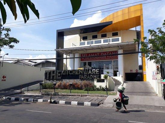 Blockbuster Museum Surabaya