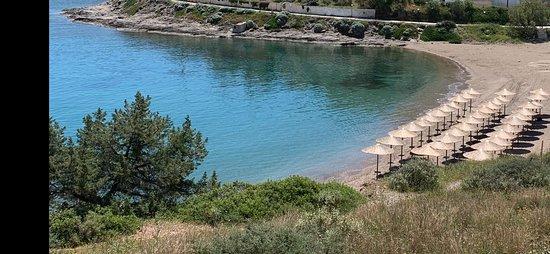 Daskalio, Greece: Solo Beach , 1ο Λιμανάκι Δασκαλειό