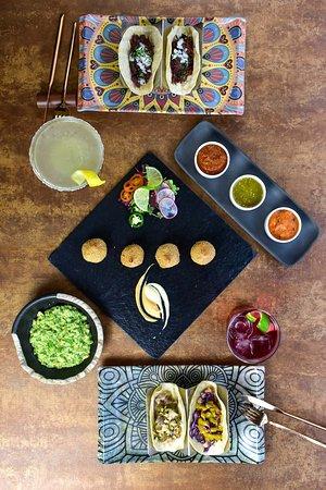 Oda Barcelona, de México al Mediterráneo. Una propuesta gastronómica rica, sutil, colorida y con sello propio, ideal para compartir en un ambiente relajado.