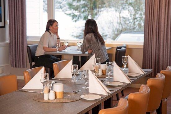 Hoyanger Municipality, นอร์เวย์: Restaurant