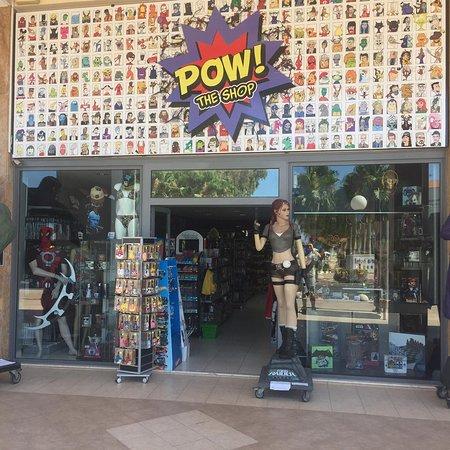 Pow The Shop - Ayia Napa