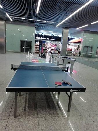 Rzaska, Польша: Krakow Airport