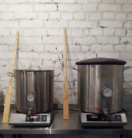 Workshop Brewery Elevator Brew