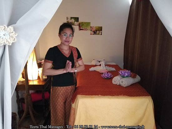 Teera Thaï Massages
