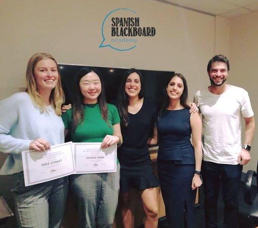 Spanish Blackboard Academy