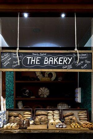 The Bakery Zone