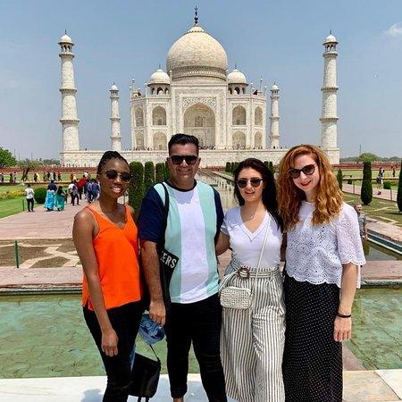 Taj Mahal Trip