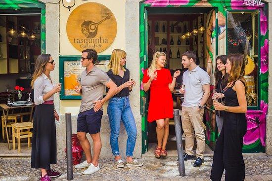 Eating Europe - Lisbon Food Tours