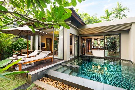 Beach Access Pool Villa