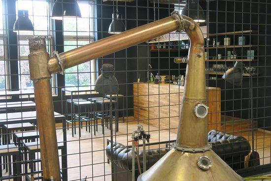 Broken Bones Distillery