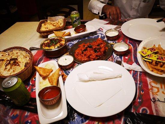مطعم موغلاي الهندي جدة تعليقات حول المطاعم Tripadvisor