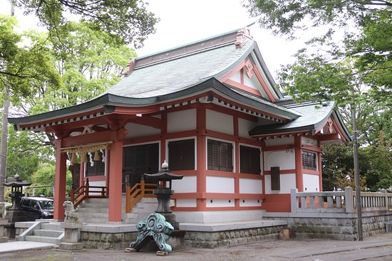 Kinomoto Shrine