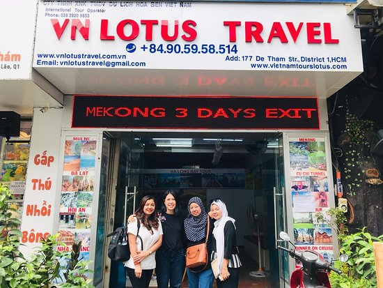 ‪VN Lotus Travel‬