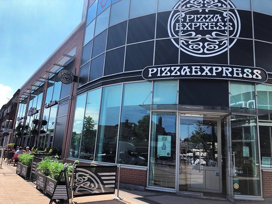 Pizza Express Shirley Menu Prices Restaurant Reviews