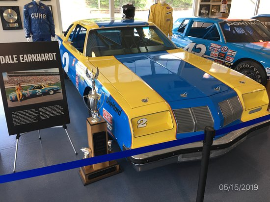 Curb Motorsports and record Museum