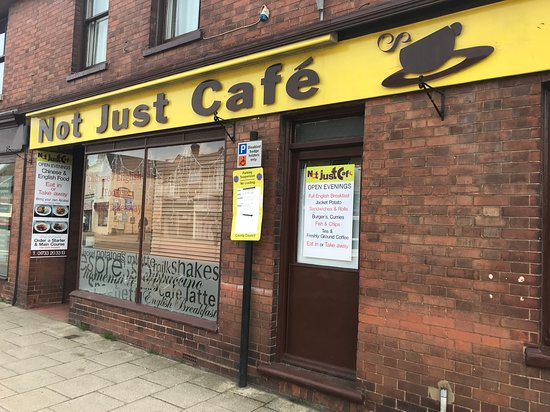 Not Just Cafe Whittlesey Restaurant Reviews Photos