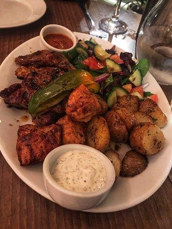 Konak Meze Turkish Restaurant: Konak Grill