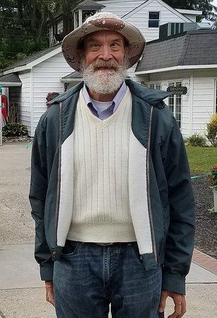 Tuscarora, بنسيلفانيا: Photo was taken of me at the Tuscarora Inn and Conference Center in Mount Bethel, Pennsylvania.
