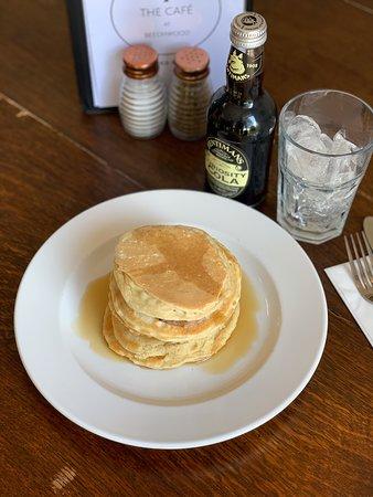 mmmmm pancakes