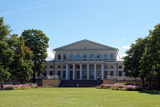 Yusupovskiy Palace on Sadovaya