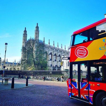 City Sightseeing Cambridge