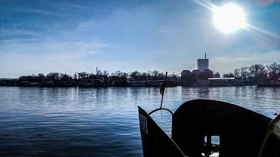 Belgrade Turtle Boat Cruise