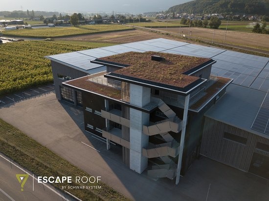 Escape Roof